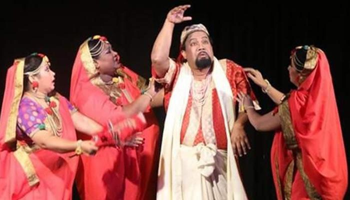 শিল্পকলায় 'সোনাই মাধব' - Bhorer Kagoj