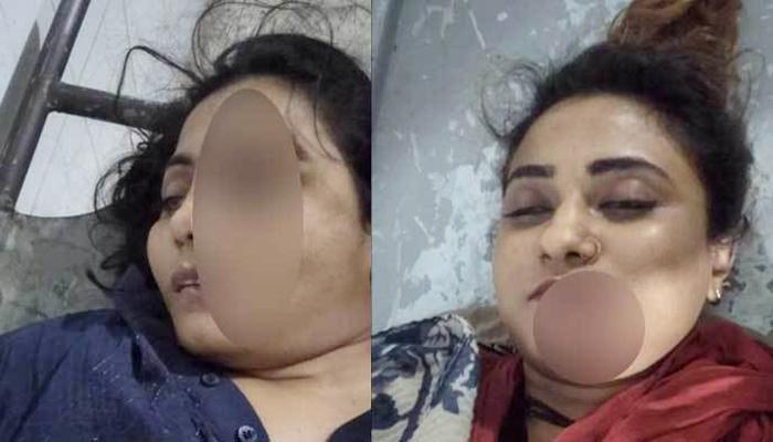 সেতু ভবনের সামনে সড়ক দুর্ঘটনায় দুই নারী নিহত