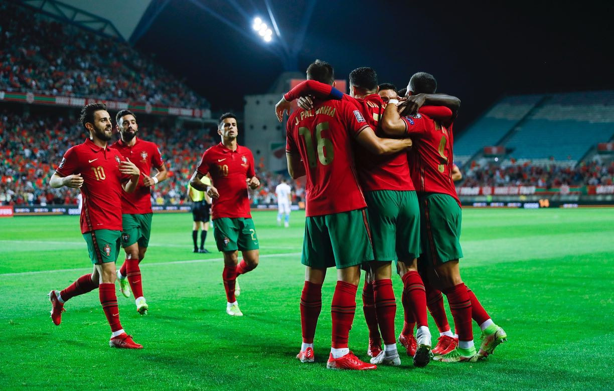 Ronaldo's hat-trick helped Portugal beat Luxembourg